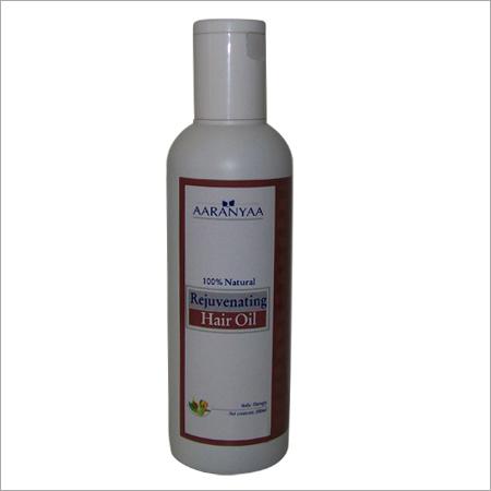 Rejuvenating Hair Oil