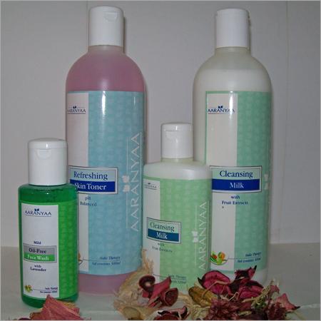 Cleansing Milk, Toner, & Face Wash