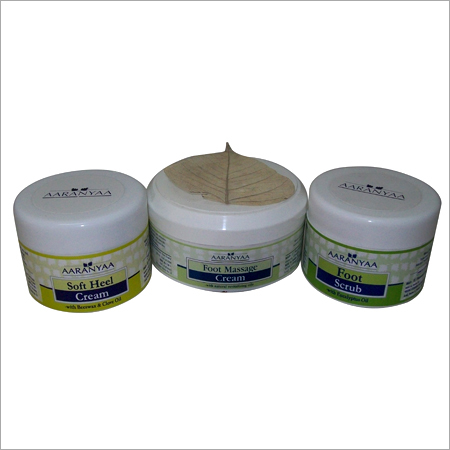 Foot Massage Scrub & Cream