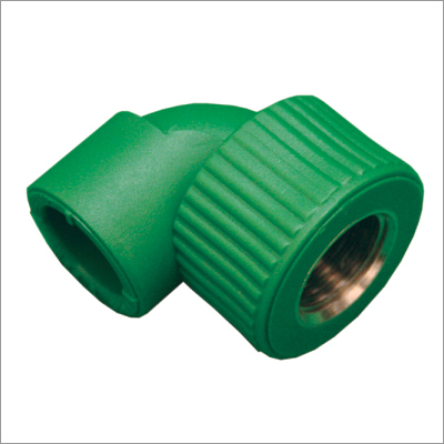 PPR Threaded Elbow