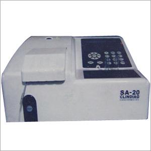 Semi Automatic Clinical Analyzer