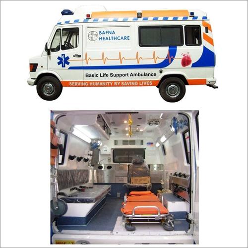 Basic Life Support Ambulance (BLS)