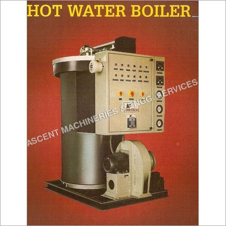 Oil Fired –Hot Water System