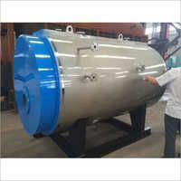 OIL - GAS- FIRED STEAM BOILER : IBR