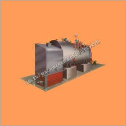 SOLID FUEL FIRED STEAM BOILER : IBR