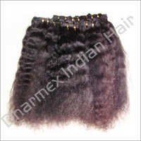Machine Weft D Curly