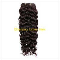 Curly Weft Hair