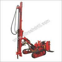 Hydraulic Drilling Machine