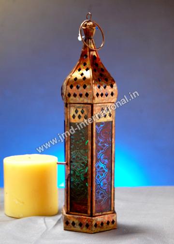 Glass Etching Lanterns