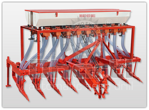 Automatic Seed cum Fertilizer Drill