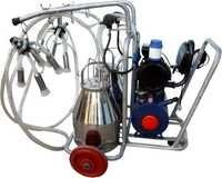 Mobile Trolley Milk Machine