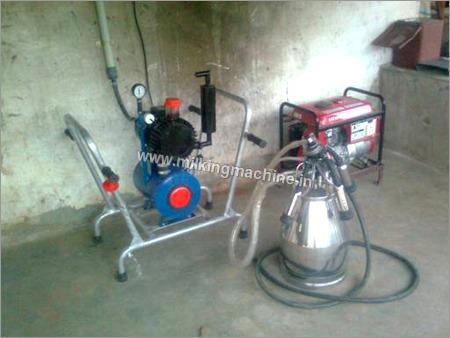 Floor Mounted Milk Machinery