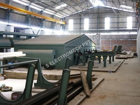 Hot Dip Galvanizing Lines