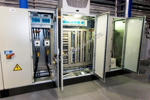Custom Built Automation Panels