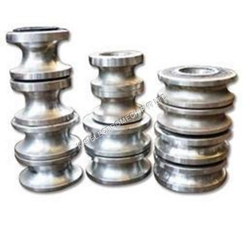 Steel Tube Mills Spares Rolls