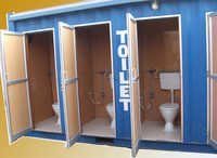 Prefabricated Hostel Toilets
