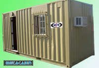 Prefabricated Portable Container Cabins