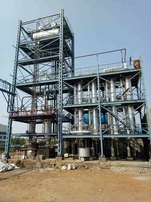 Industrial Crystallizer Plant