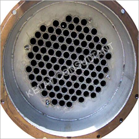 Gas Boiler Heat Exchanger