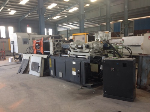 Used Plastic Injection Moulding Machinery