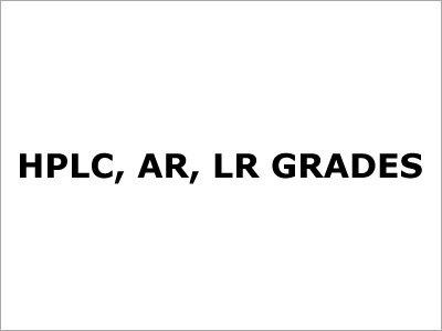 HPLC ,AR, LR Grades