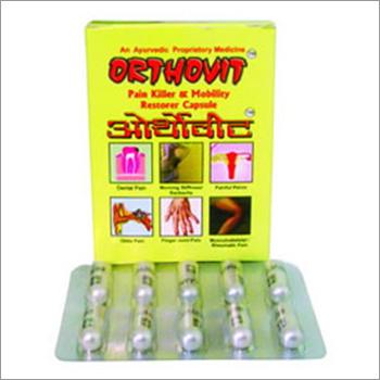 Ayurvedic Orthovit Capsules
