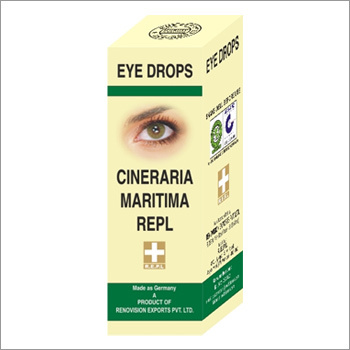 Homeopathic Eye Drops