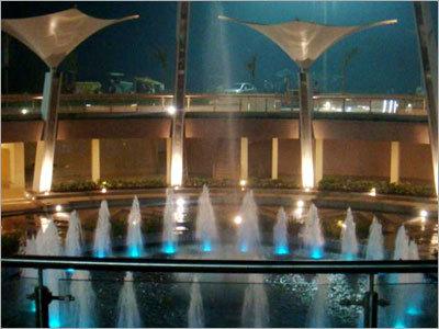 Bubble Fountains