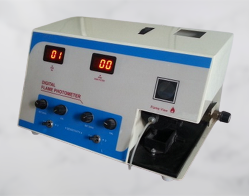 Clinical Flame Photometer