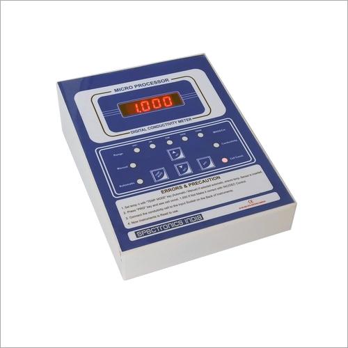 Digital Conductivity/TDS/Temp. Meter (Auto Range)