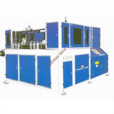 PET Two-Stage Blow Molding Machine