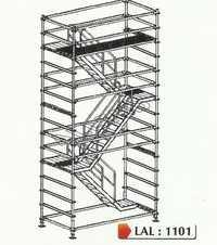 Aluminium Scaffolding Frame