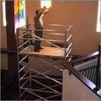 Indoor Aluminium Scaffolding