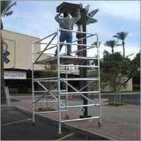 Outdoor Aluminium Scaffolding
