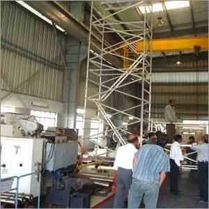 Climbing Ladders Aluminium Scaffolding