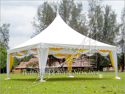TK 2 Tensioned Tent