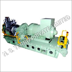 Electric Steam Turbines