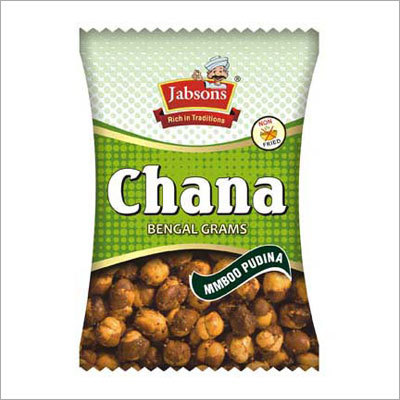Roasted Nimbu Pudina Chana