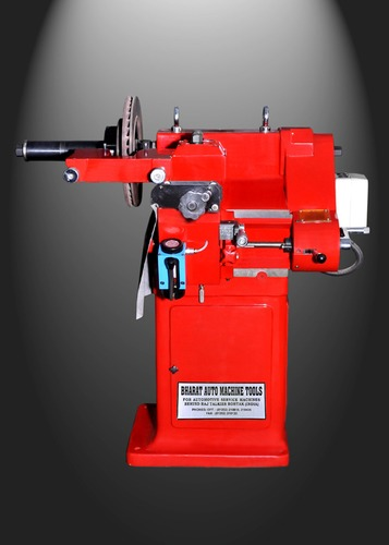 Break Disc & Drum Lathe  Machine