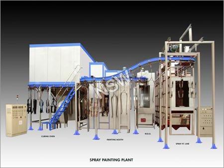 Painting Plant Machinery