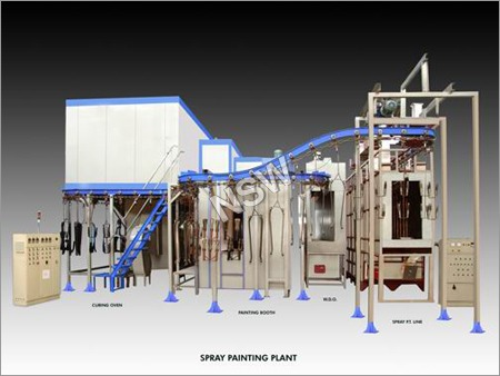 Painting Plant Machinery