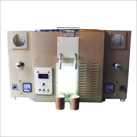 Auto Cooling Digital Twin Distillation Apparatus