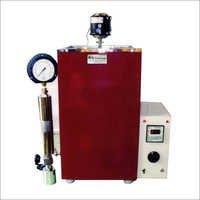Reid Vapour Pressure Apparatus