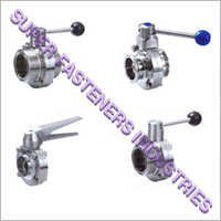SS Dairy Pipe Fittings