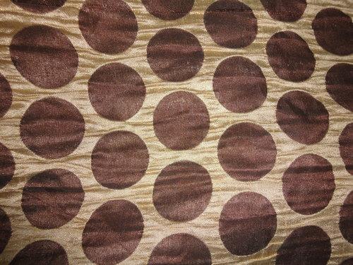 Circle Polyester Fabrics