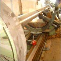 Main conveyor shaft
