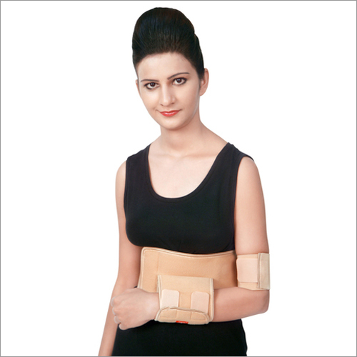 Elastic Shoulder Immobilizer Bisep Support