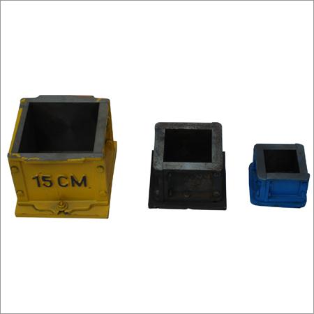 Construction Cube Moulds