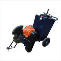 Electric Motor Concrete Groove Cutter