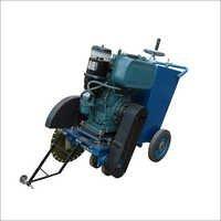 Diesel Engine Concrete Groove Cutter